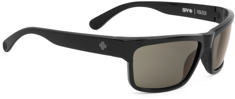 Spy Frazier Sunglasses Black, Happy Grey Green