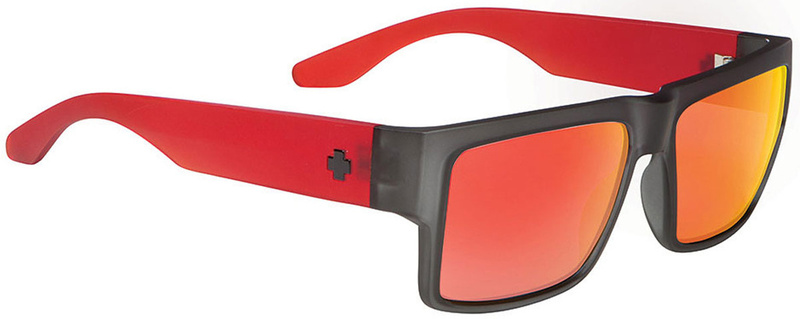 SPY sunglasses Cyrus Cherry Bomb with Red Spectra Lens