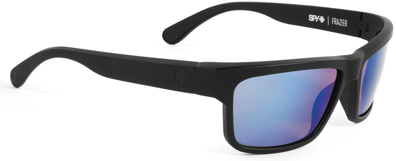 Spy Sunglasses Frazier Matte black, Happy Bronze Polarised Blue Spectra