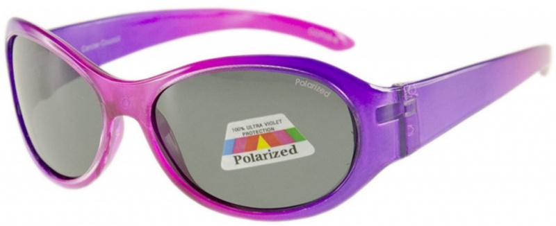 Pink and Purple/Grey Polarised Lenses