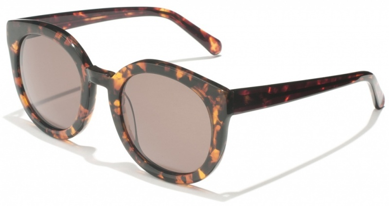 Epokhe OHA Tortoise Gloss with Bronze Lenses