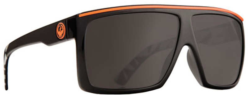 Dragon Fame Sunglasses Neo Geo, Grey