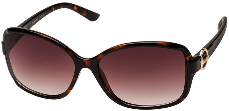 Fiorelli Sabrina Tort, Brown Graduated Sunglasses