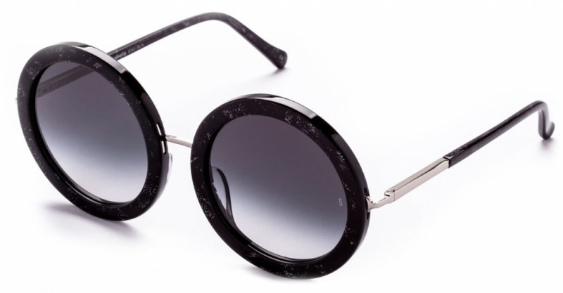 sunday somewhere isabella sunglasses black