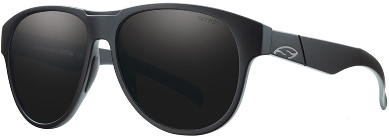 Smith Sunglasses Townsend Impossibly Black with Blackout Lenses