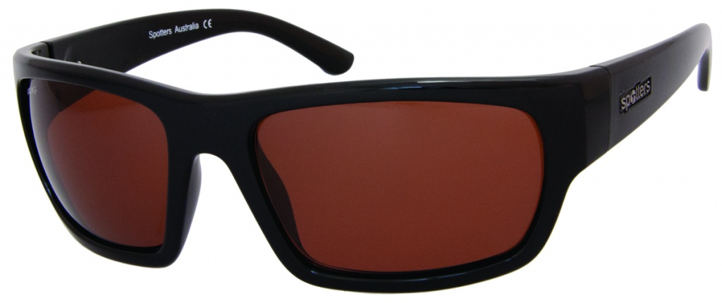 084ca98432 Gloss Black CR39 Copper Polarised Lenses